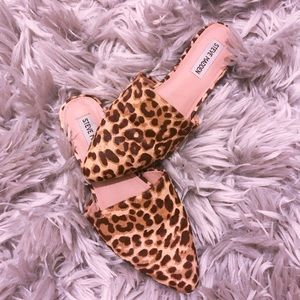 Steve Madden Leopard Loafer